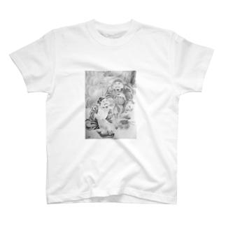 エビス大黒天 T-shirts