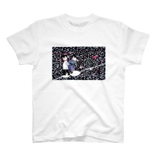 チャカチャカシャツ T-shirts
