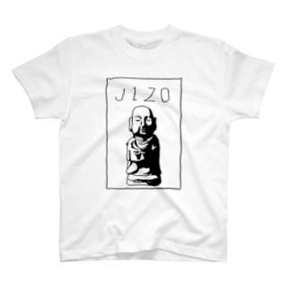 『JIZO』 T-shirts