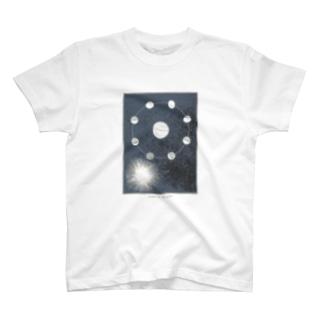 宇宙の観覧車 T-shirts