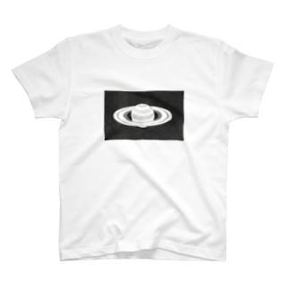 レプリカ土星 T-shirts