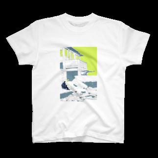 澤てふの来ない朝 T-shirts