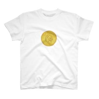 金貨 T-shirts
