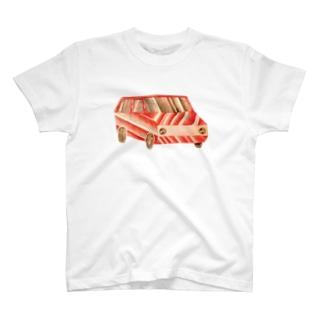 car Tシャツ