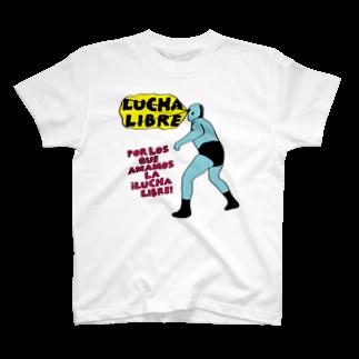 LUCHAのLUCHADOR 1032 T-shirts