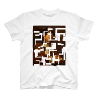 ジャン・バールの再構成(the reconstruction of Jean Bart) T-shirts