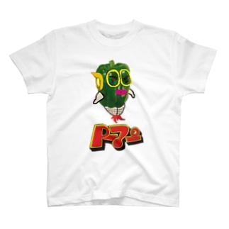 ぴーまん T-shirts