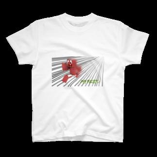ふんどしちゃんの俊足 T-shirts