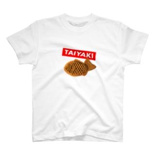 TAIYAKI~たい焼き~ T-shirts
