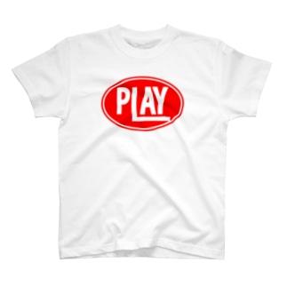 ELLIPSE LOGO R ① T-shirts