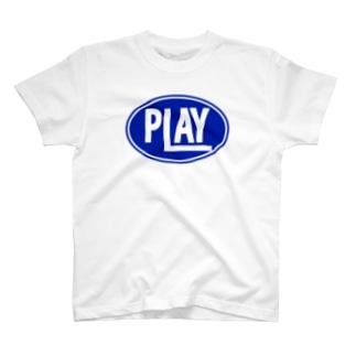 ELLIPSE LOGO B ① T-shirts