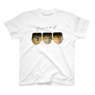 アパートメンツ T-shirts