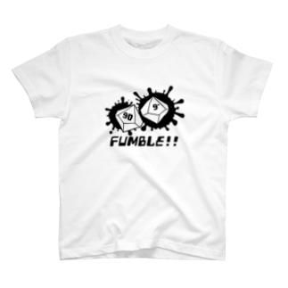 大失敗 T-shirts
