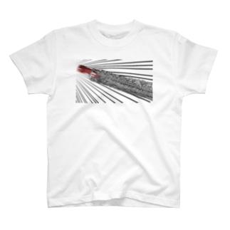 希望の一撃 T-shirts