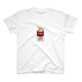 ミミ缶 T-shirts