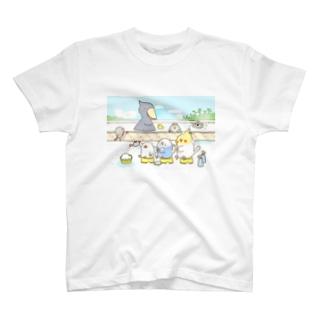 ときの銭湯「鳥の湯」 T-shirts