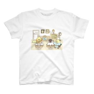 バーバーバード T-shirts