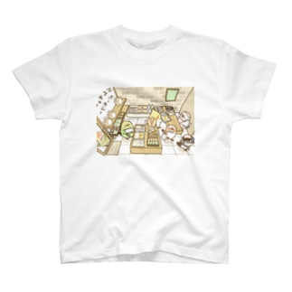 ぶんちょーベーカリー T-shirts