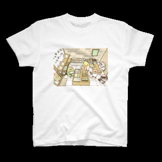 ときのぶんちょーベーカリー T-shirts