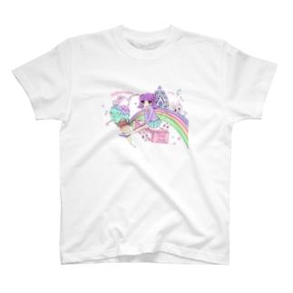 ワールド・ワイド・ワンダー T-shirts
