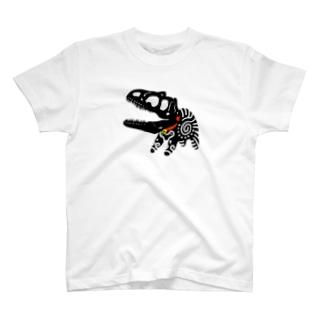 おみやげアロサウルス T-shirts