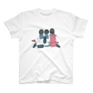 B三姉妹 T-shirts