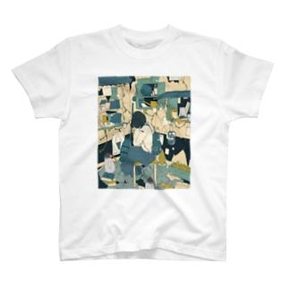 ダイスケリチャードのSB T-shirts