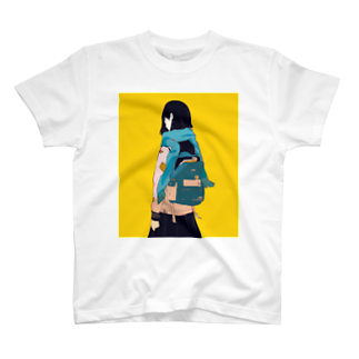 ダイスケリチャードの背中で語る T-shirts