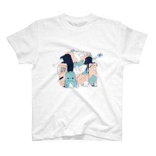 スイミン2 T-shirts