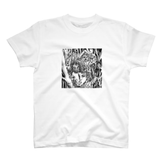森林浴 T-shirts