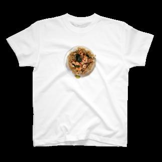 宮本菜津子 - Natsuko Miyamotoの蝦仁飯 Tシャツ