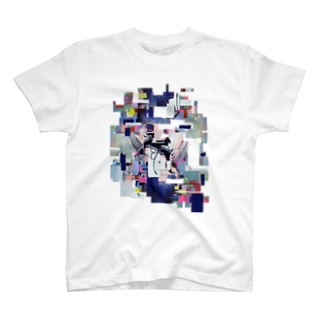 I/O コラージュ T-shirts