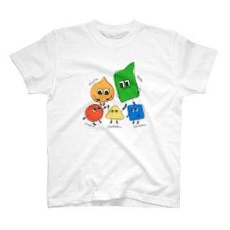 かぞくだんらん T-shirts