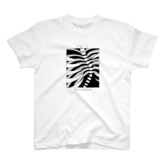 側弯症 T-shirts