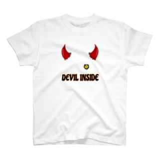 DEVIL INSIDE T-shirts