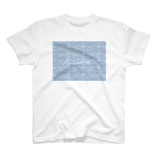 カモメ T-shirts