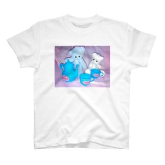 エレガントティータイム T-shirts