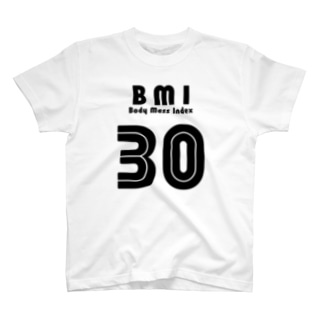 BMI30 T-shirts