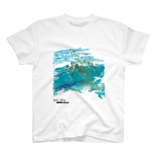 aoi_sky #only you 1/1 No.007 T-shirts
