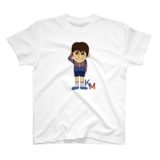 西田隊員風 T-shirts