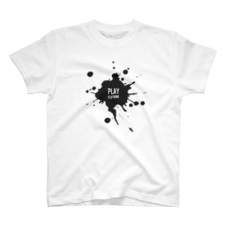 SPLASH LOGO  B ① T-shirts