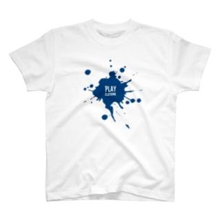 SPLASH LOGO  N ① T-shirts