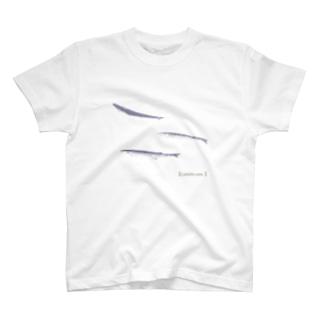 サンマ T-shirts