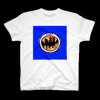 MOGUMO SHOPのpizzaboy T-shirts
