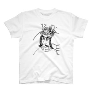 JUNSEN(純仙)春風小五郎之助 T-shirts
