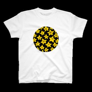 MOGUMO SHOPのきいろいほしくん T-shirts