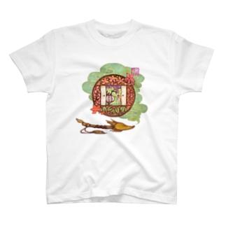 「舞庭」Series * 煙 Season's❀ T-shirts