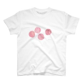 桃 T-shirts
