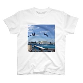 イルカショー T-shirts