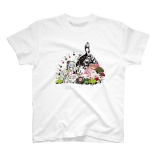 不思議の国のアリス T-shirts